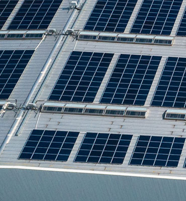 Commercial Solar Systems Get Greener NRG